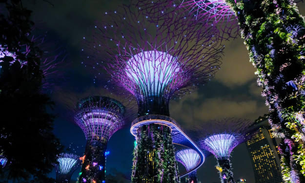 Top things to do on a Honeymoon Vacation to Singapore