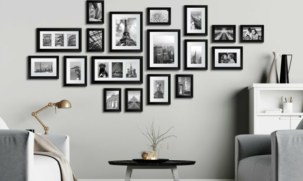 Some Creative Ways to Use Old Photos