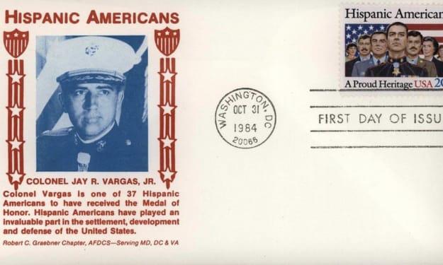Marine Corps Stories: The Pin
