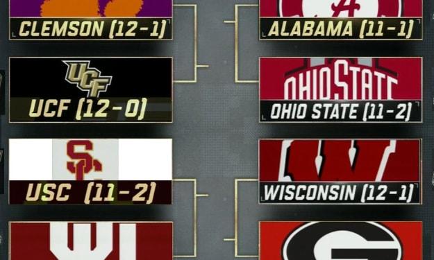 'NCAA Football 14': OU, Stillwater, and Georgia Tech to the SEC Dynasty Mode Build Season 1, Part 24--Ending #4--8 Team College Football Playoff--Semifinals & Final