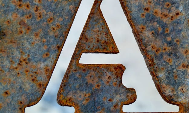 A is for... Anal