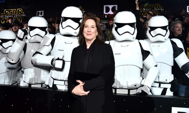 Debunked: No. George Lucas Does Not Blame Kathleen Kennedy For Ruining 'Star Wars' Sequel Trilogy