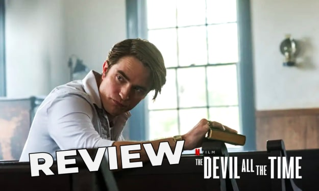'The Devil All the Time' Review—Fascinatingly Dreary