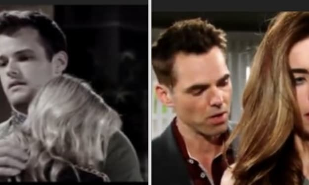 A couple of intriguing proposals coming up on 'The Young and the Restless'