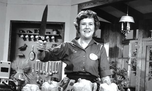 Is There a Connection Between Julia Child's Politics and Her Kitchen?