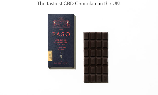 Where to find Delicious Tasting CBD Chocolate in the UK