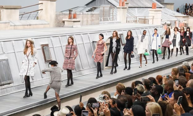 Top Model International: Models and celebrities in Paris for the grand finale