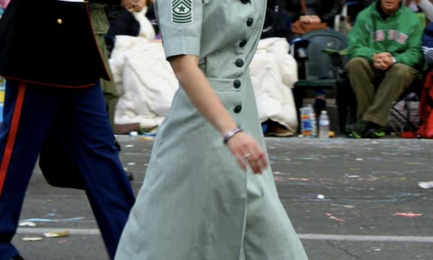 Marine Corps Stories: Keep Your Uniform
