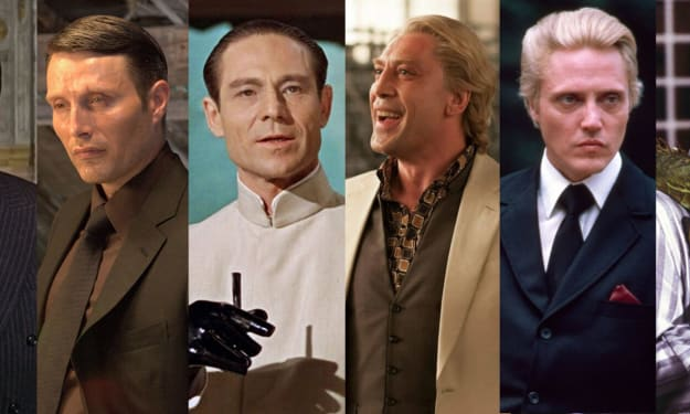 Top 10: James Bond Villains