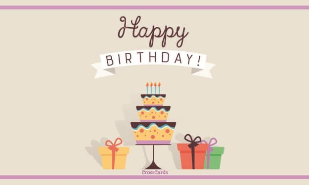 Send Happy Birthday Wishes eCards To Loved Ones