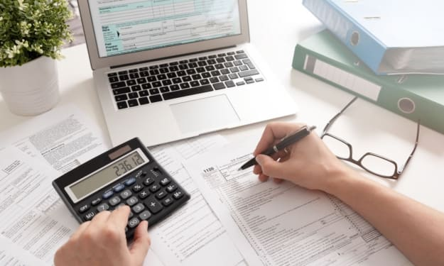 Keeping Accurate Record of Tax Returns