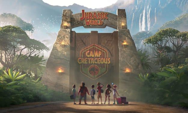 Jurassic World Camp Cretaceous Review