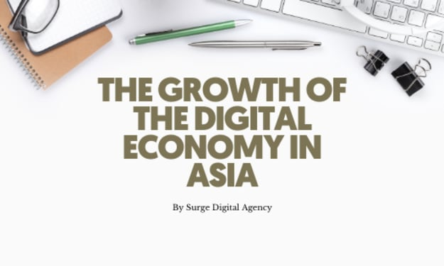 The Growth of the Digital Economy in Asia