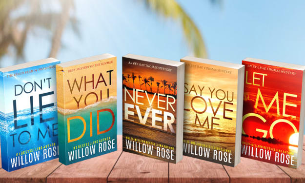 Reviewing Willow Rose's Eva Rae Thomas Mystery Series