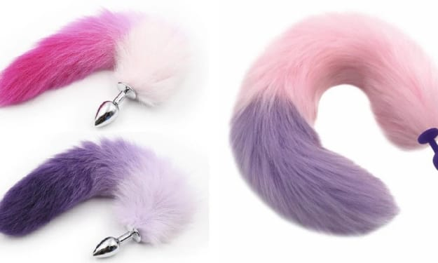 Beginner Guide to Fox Tail Butt Plugs
