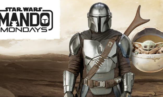 Check Out These New Funko Pops From 'The Mandalorian' Season 2