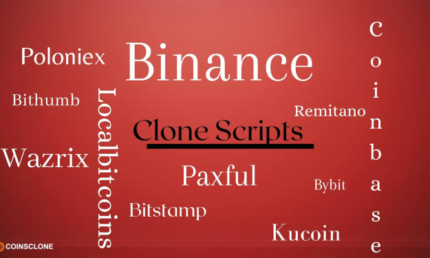 Popular Cryptocurrency Exchange Clone Scripts in the Marketplace in 2020