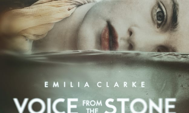 """A Filmmaker's Review: """"Voice From the Stone"""" (2017)"""