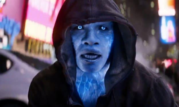 Jamie Foxx Returning To Play Electro In 'Spider-Man 3?'