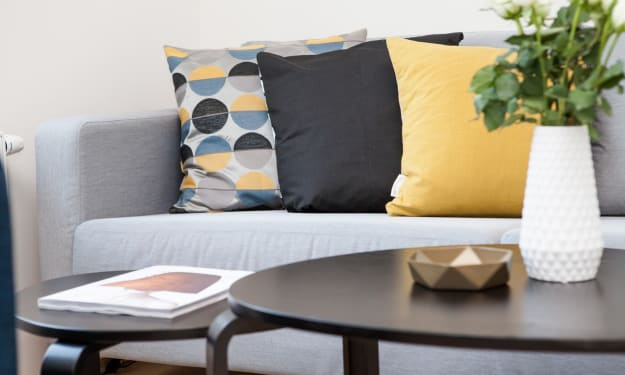 6 Ways to Make Your Home Warm and Inviting