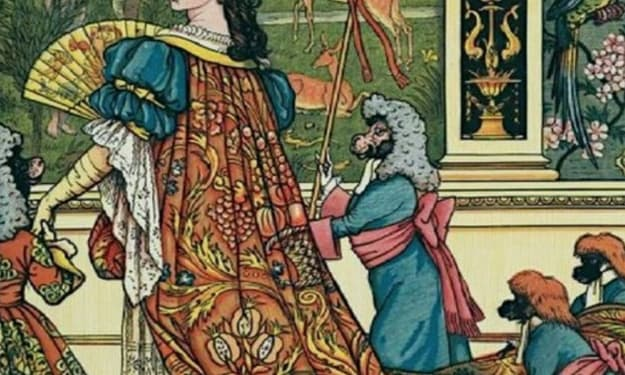 The Lost Female World of The Fairy Tale: 'Beauty and The Beast'
