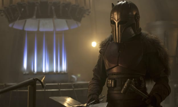 Exclusive: The Armorer Actress Shares Her Thoughts On 'The Mandalorian' Season One
