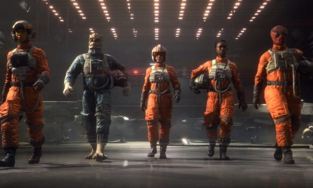'Star Wars: Squadrons' Is Here!