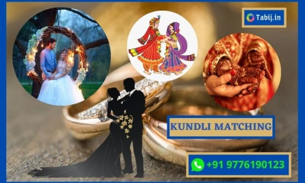 Kundali matching provides the significance of marriage
