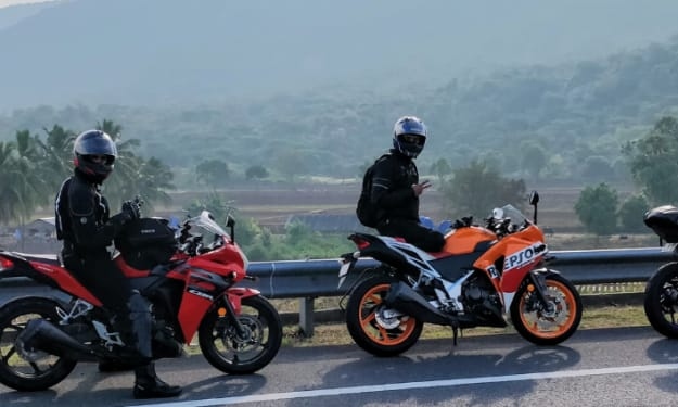 What Do You Need To Know About Mountain Motorbike Trip?