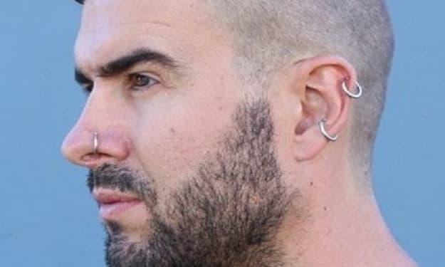 Few Piercings That Look Great on Men