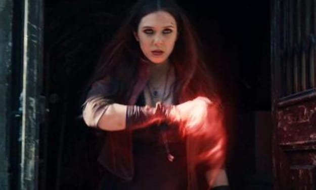 The 10 Best Scarlet Witch Moments In The MCU