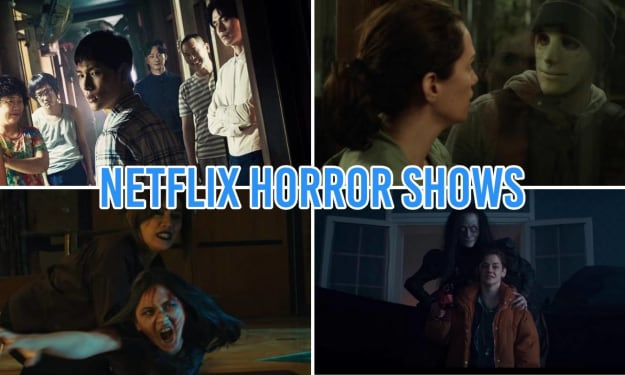 5 Horror Movies or Shows on Netflix