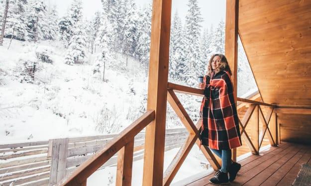Choose a Mountain Destination for a Safe Christmas Getaway in 2020