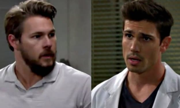 Rivalry and new love triangles begin this week on 'The Bold and the Beautiful'