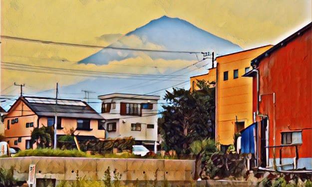 Wandering Through Japan - Fuji
