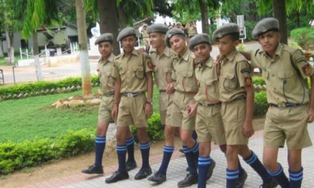 Adventurous routine of Rashtriya Military Schools cadets teach us a great lesson.