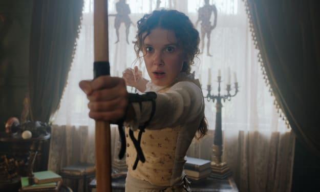 'Enola Holmes' is MBB's 'Citizen Kane'