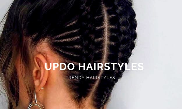Up-dos Hairstyles For Long Hair