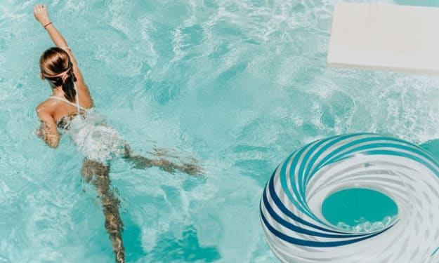 Why Swimming Lessons Are Important at a Young Age