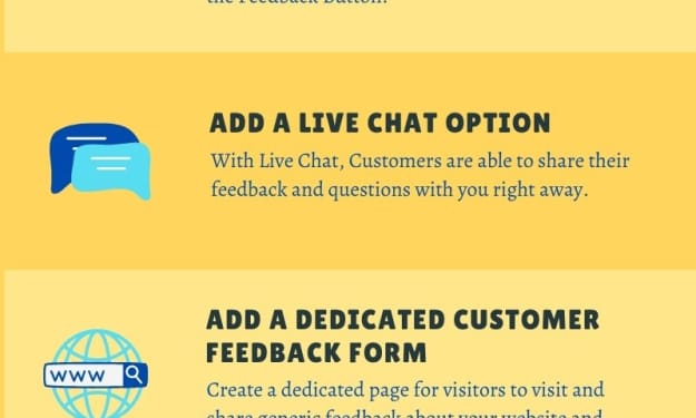 6 Ways to Collect Feedback on your Website