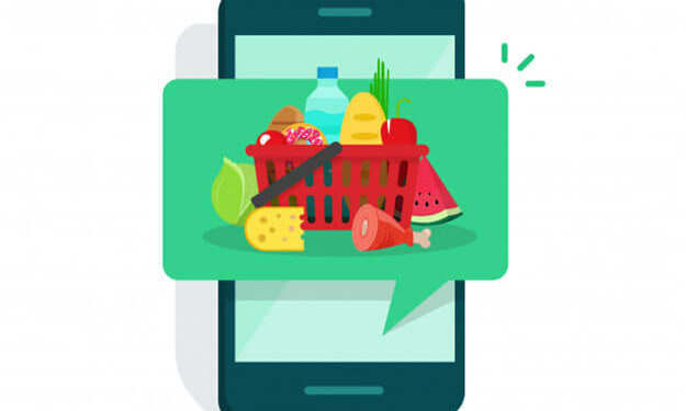 Breaking down the on-demand grocery delivery app business and its market potential