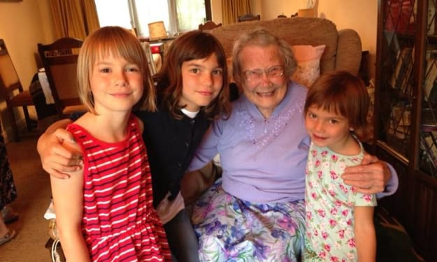 The Great Aunt Loes