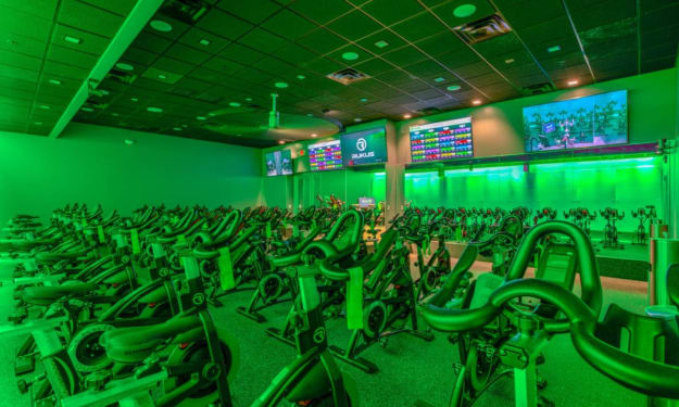 I Took 30 Spin Classes in 30 days!