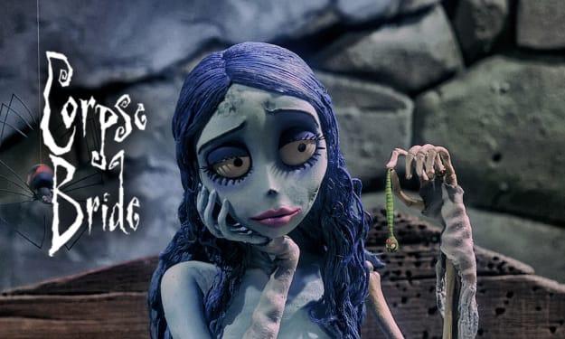 A Film Addict Reviews! Corpse Bride