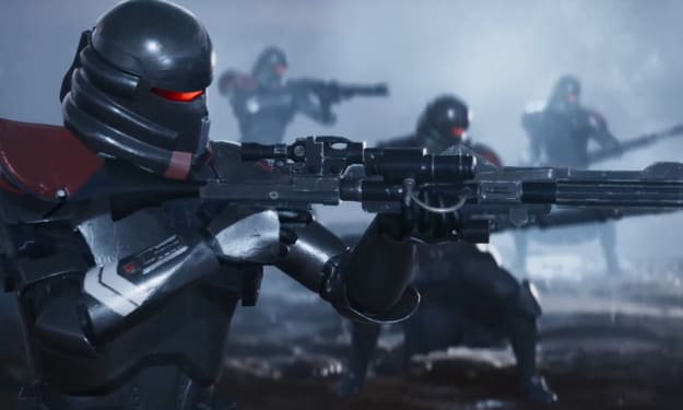 'Star Wars' Confirms That Purge Troopers Were Clones