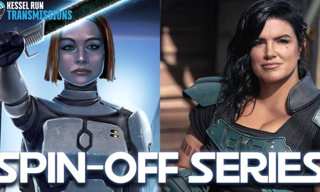 Breaking: Bo-Katan And Cara Dune To Star In 'Mandalorian' Spin-Off Series