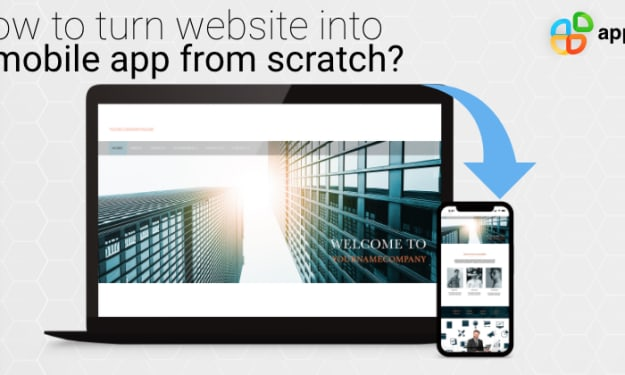 How to Turn a Website into a Mobile App from Scratch?