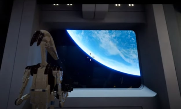 'Star Wars': Unreal Engine 4 Fan Tech Demo of Droid Control Ship