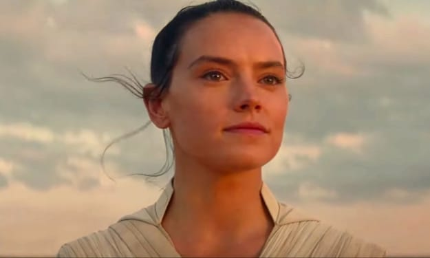 'Star Wars' Confirms Rey's Choices, And Not Her Lineage, Define Her