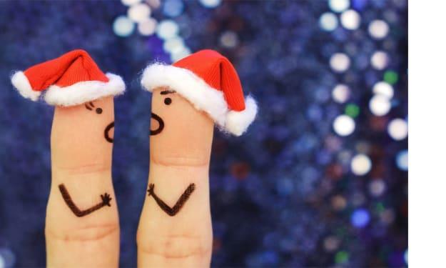 Divorce Filings Skyrocket during The Holidays.